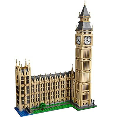 LEGO Creator Expert 10253 Big Ben Building Kit: Toys & Games