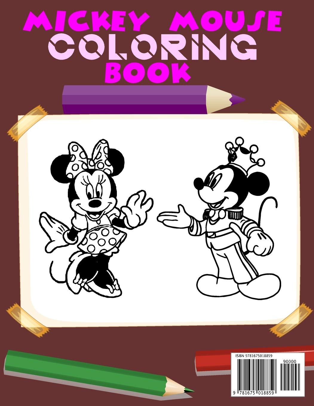 101 Mickey Mouse Coloring Pages (July 2020) | 1360x1051