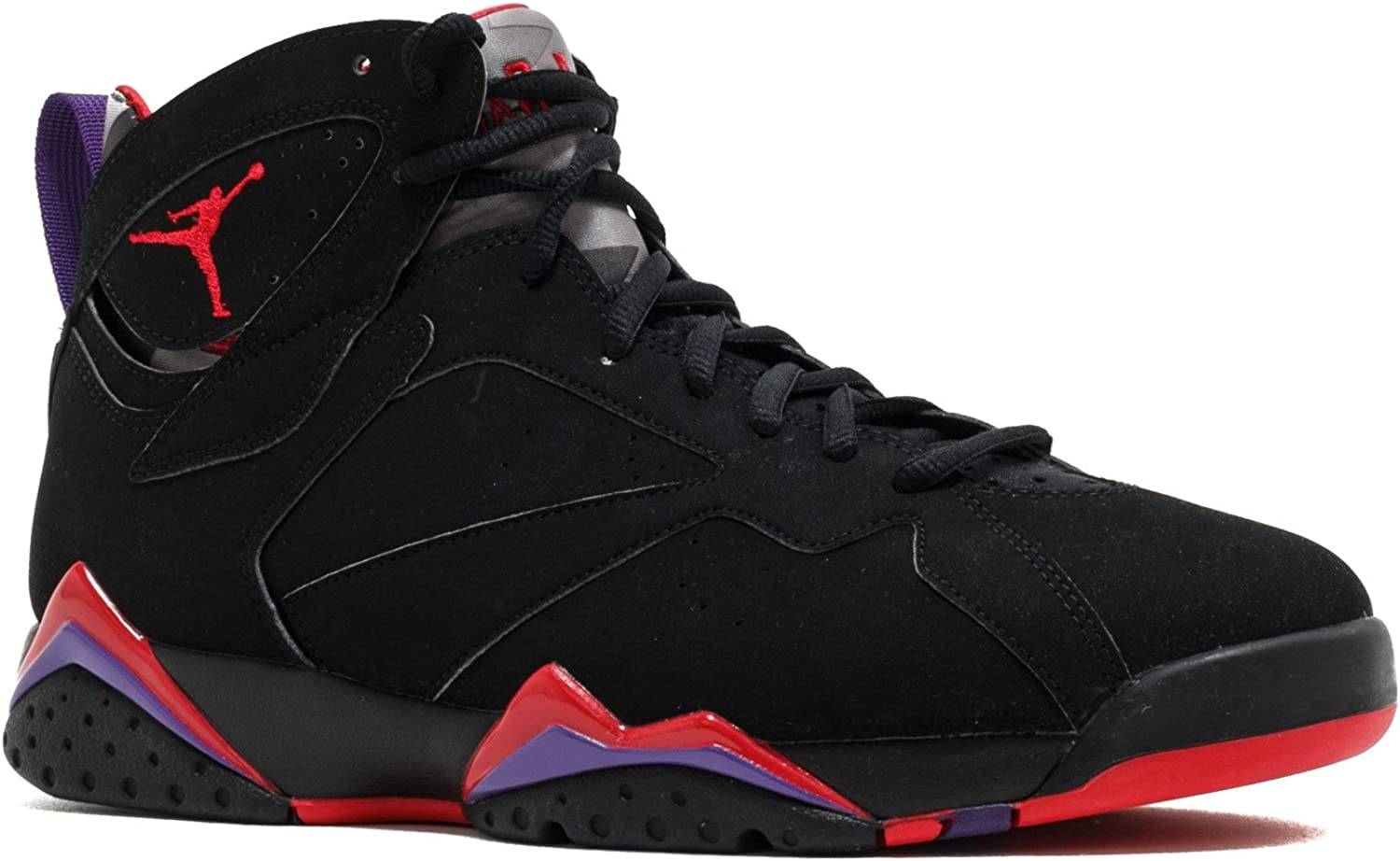 online store details for presenting Amazon.com | Jordan Air 7 VII Retro Raptors Men's Basketball Shoes ...
