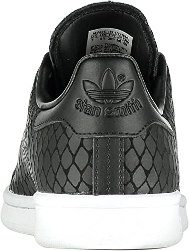 adidas Baskets Stan Smith Python Noir Femme: Amazon.fr ...