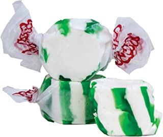 product image for Taffy Town Saltwater Taffy, Spearmint, 2.5 lb, 40 oz
