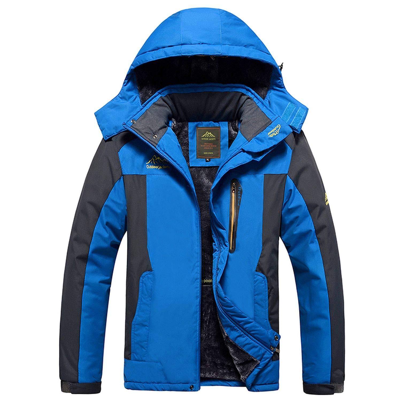 Thick Velvet Down & Parka Coat 6XL 7XL 8XL 9XL Winter Jacket ...