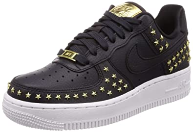 new product 6b6e0 12aac Nike Women s WMNS Air Force 1 07 XX, Oil Grey Oil Grey-White