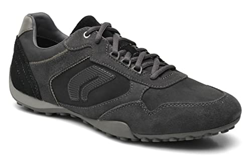 Sneaker 022cq Geox U3207q Uomo Scarpa Snake Camoscio Invernale Q q01p0t