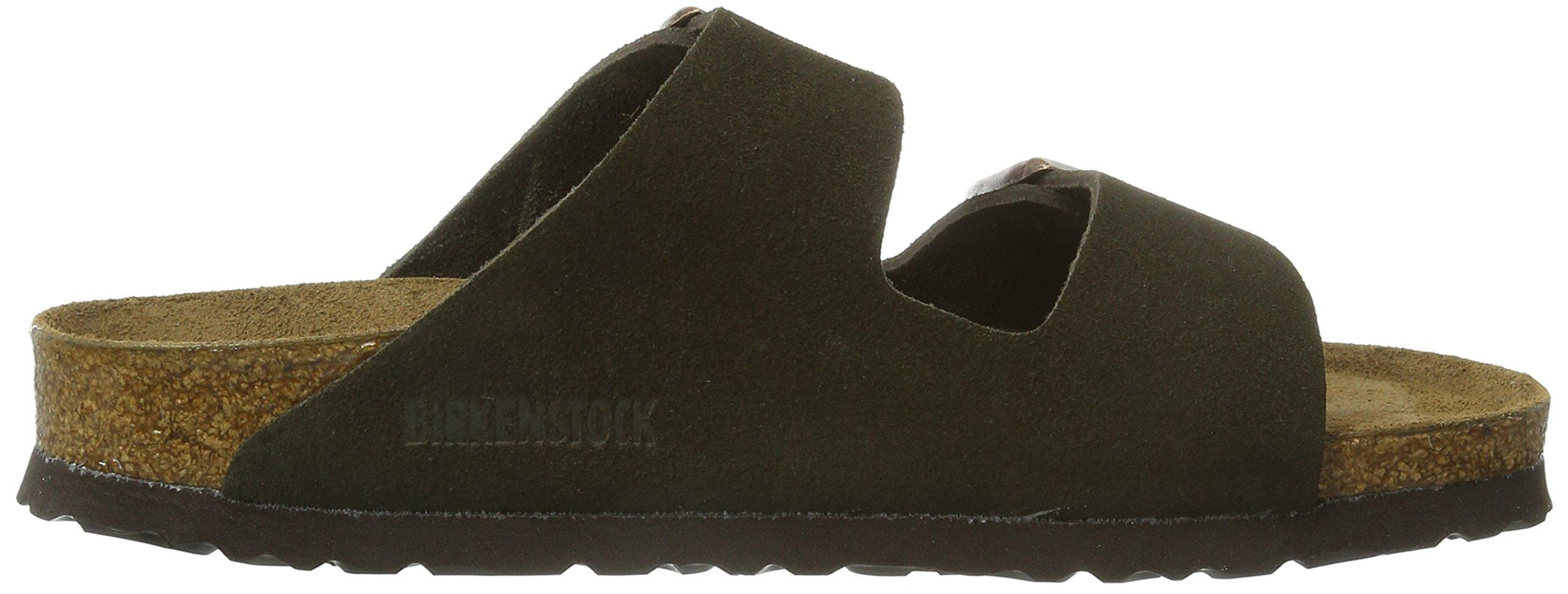 Birkenstock Women´s Arizona Mocha Suede Sandals 37 N EU N 951313 by Birkenstock (Image #6)
