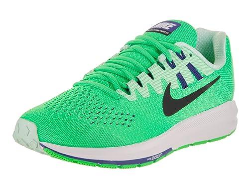 4698f80fd19ac Nike Women s Air Zoom Structure 20 Running Shoe  Amazon.co.uk  Shoes   Bags