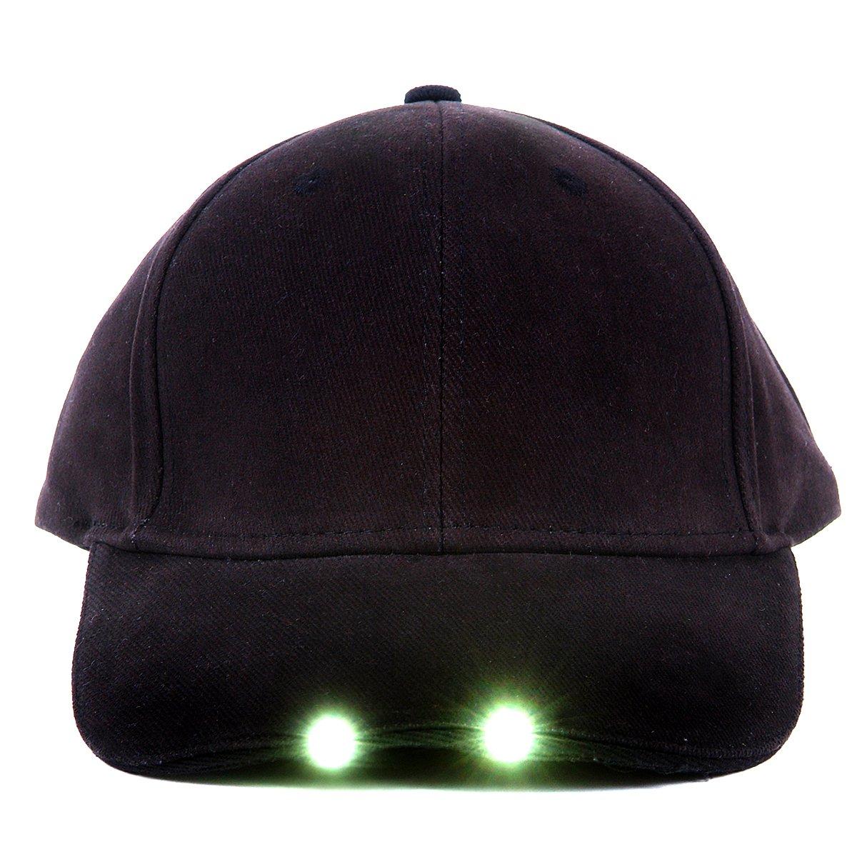 Coleman Black Powercap Hands-Free LED Flashlight Cap
