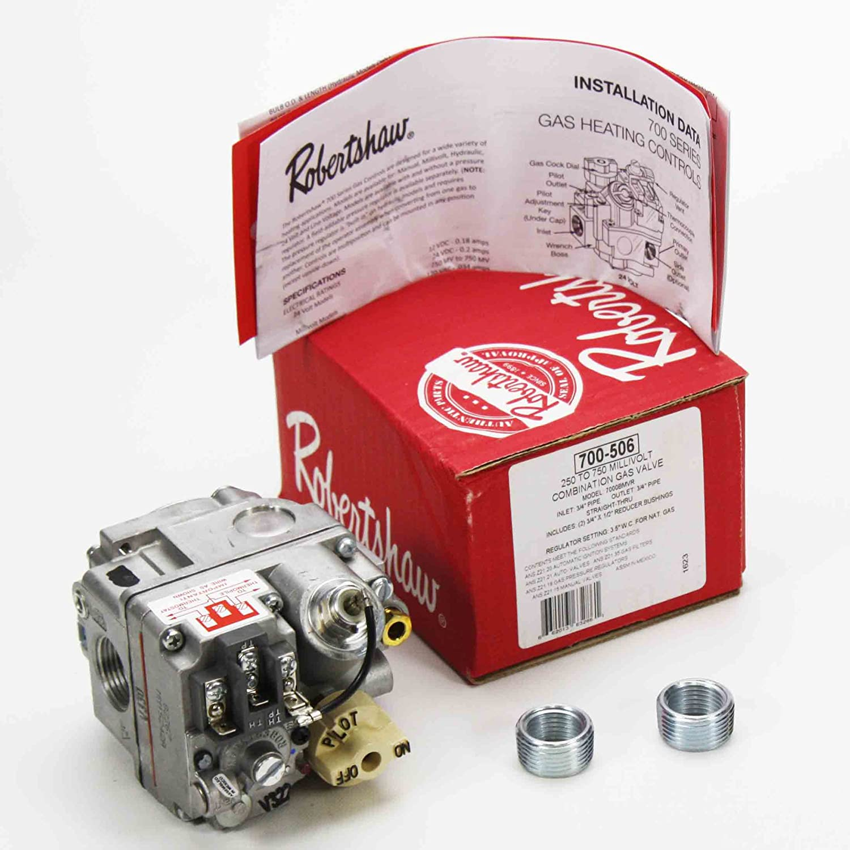 Robertshaw 700-506 Combination Gas Valve - Industrial Hvac ... on