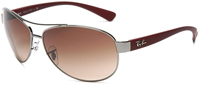 Ray-Ban RB3386 - Gafas de sol para hombre, color 106/13 ...