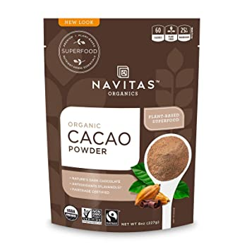 Navitas 8oz. Organics Cocoa Powder