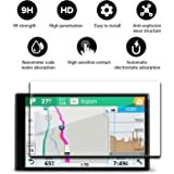 "YEE PIN DriveSmart 65 Screen Protector & Traffic GPS Navigator 6.95"" Display Glass Screen Protector for DriveSmart 65 6.95 Inch Touch Screen Protector Automatic Adsorption Scratch Resistance"