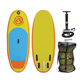 AIRHEAD Popsicle 730 ISUP Paddleboard