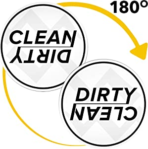 Dishwasher Magnet Clean Dirty Sign Indicator