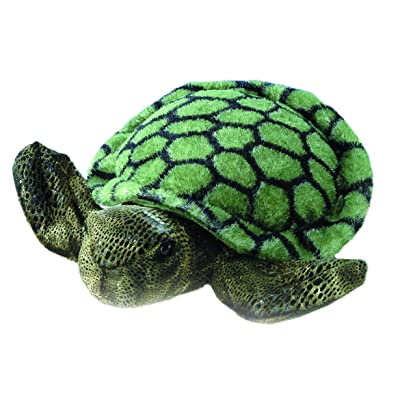 "Plush Splish Splash Sea Turtle Mini Flopsie 8"": Toys & Games"