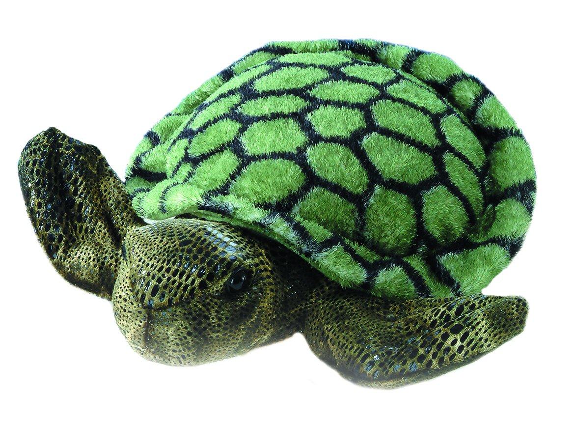 Plush Splish Splash Sea Turtle Mini Flopsie 8