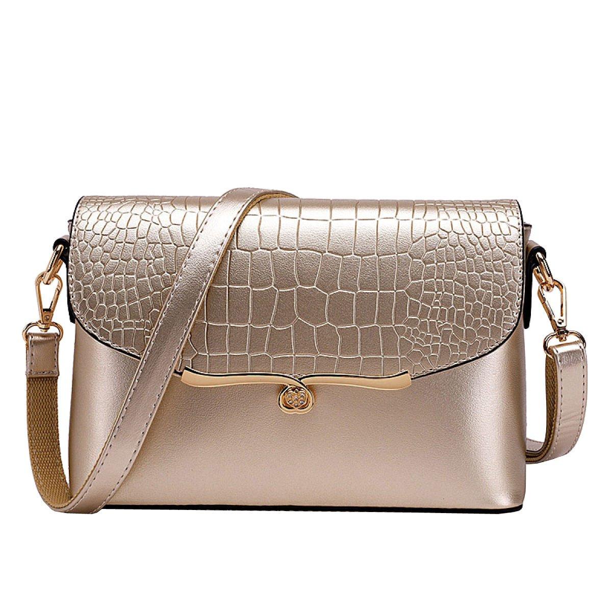 LAIDAYE Women Bag Handbag Bag Messenger Bag Single Shoulder Bag Bright Skin Ladies Bag Multi-color Optional Upgrade