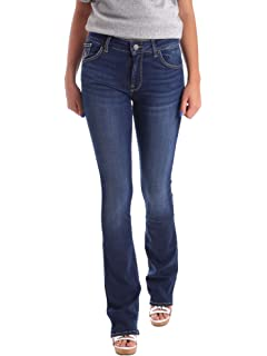 Fornarina BE171L44D867VR Jeans Mujeres: Amazon.es: Ropa y ...
