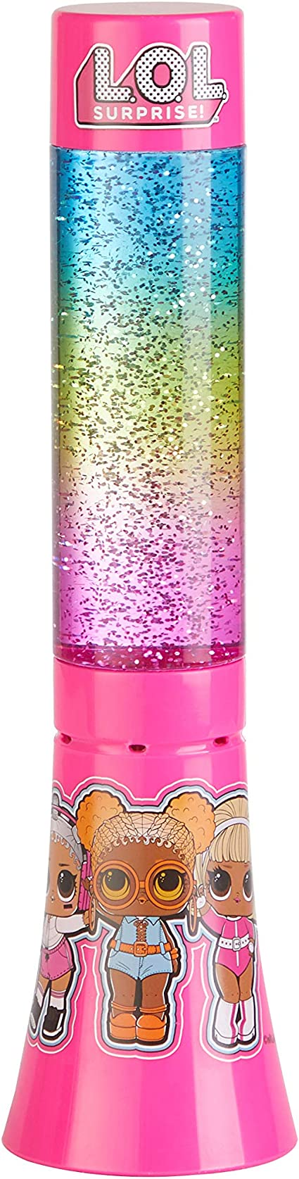 LOL Surprise Glitter Volcano Lamp