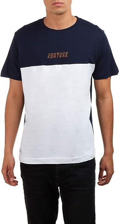 Zoo York Outline Panel Camiseta para Hombre: Amazon.es: Ropa y ...