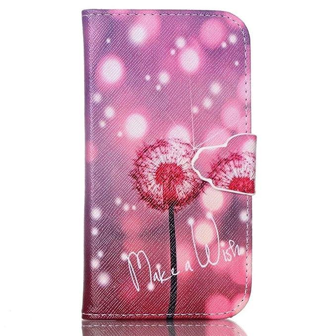 10 opinioni per KATUMO®Custodia Samsung S3 Neo/S3 I9300,PU Leather Wallet Case per Samsung