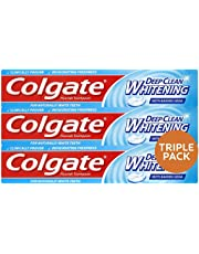 Colgate Advanced Deep Clean Whitening Toothpaste, 75 ml, Pack of 3