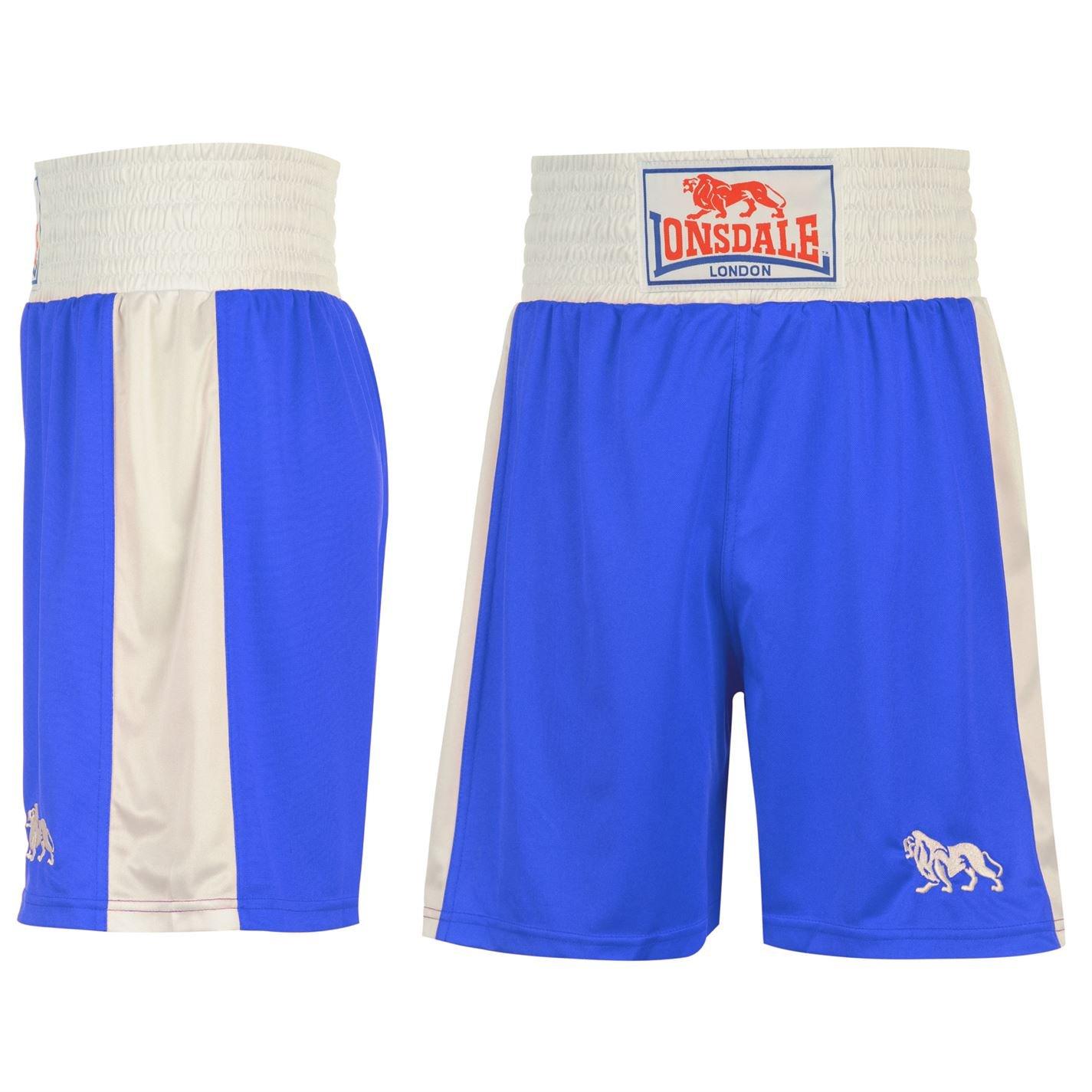 da boxe Pantaloni sportivi Gym Wear Lonsdale-Pantaloncini da allenamento