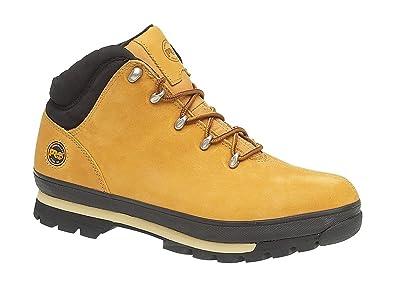 vente chaude en ligne 29eee 3967e Chaussures de sécurité Timberland Pro Splitrock S3 SRB brown