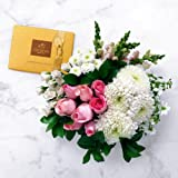 Godiva Gold Discovery Gift Box and Springtime Floral Bouquet