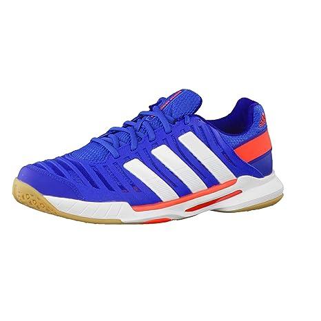 adidas, Scarpe da ballo uomo Blu blu 12 UK