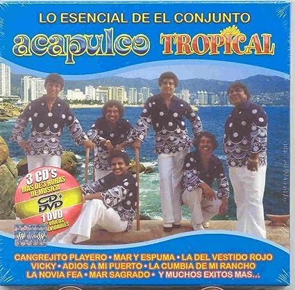 ACAPULCO TROPICAL - LO ESENCIAL - Amazon.com Music