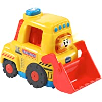VTech 507803 Toot Drivers Bulldozer, Multicolour