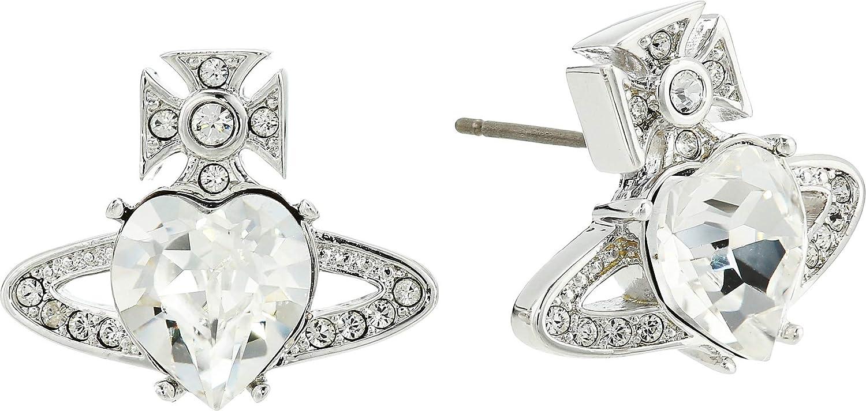 400d67074 Amazon.com: Vivienne Westwood Women's Ariella Earrings Gold One Size:  Jewelry
