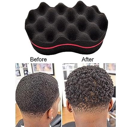 Cepillo de pelo rizado multicapa rollos esponja profesional compuesto rizador de bobina compuesta rizos