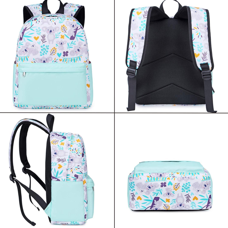 Backpacks for Girls Boys Cute School Bags Lightweight Kids Teens Bookbag