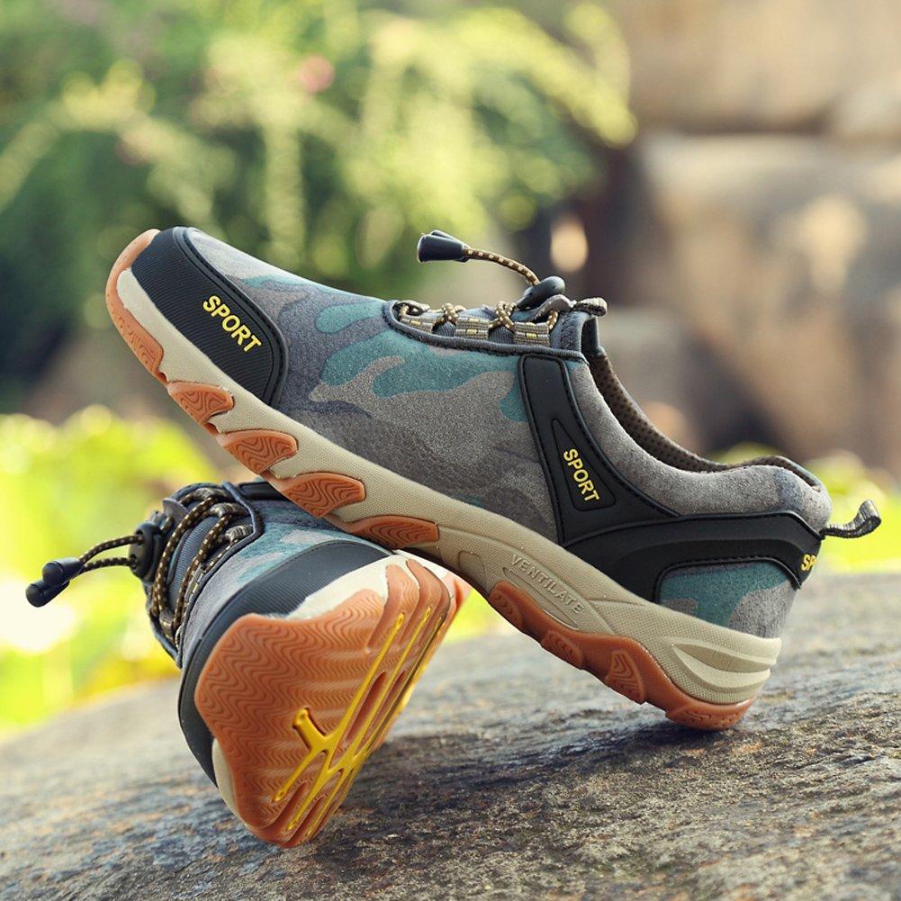 Zapatillas de Deporte Deporte Deporte Otoño Hombres Cuero Aire Libre y Deportes Senderismo Ocio al Aire Libre Deportes Rutas 855fc6