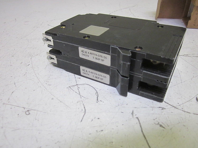EDB24040 SQUARE D SCHNEIDER ELECTRIC Bolt-on EDB Circuit Breaker