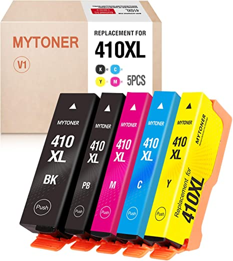 Amazon.com: MYTONER Cartucho de tinta remanufacturado de ...