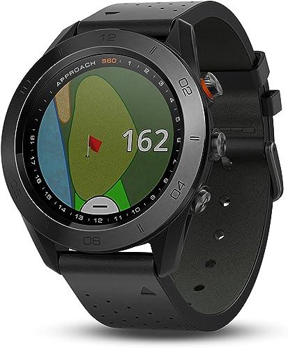 Garmin Approach S60, Premium GPS Watch