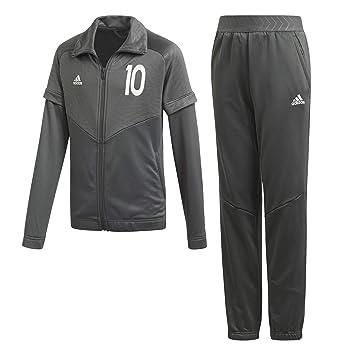 0d65e8b0095 adidas Survêtement junior Messi: Amazon.co.uk: Sports & Outdoors