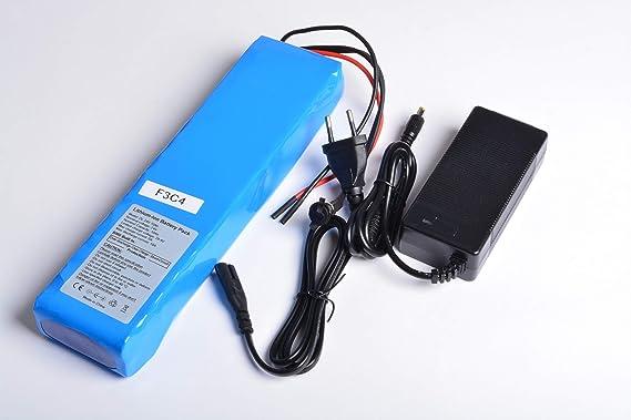Aftertech® - Paquete de batería de 24 V, 24 V, pico de 15 A ...