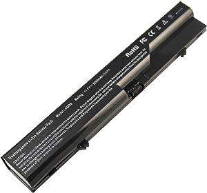 Laptop Battery for HP ProBook 4530S 4540 4540S 4540S 4440S 6460B 4430S PR06 PR09 HSTNN-DB2R HSTNN-IB2R HSTNN-LB2R HSTNN-OB2R 633733-1A1 633733-241 633809-001 633805-001