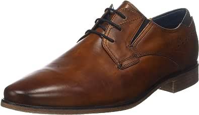 bugatti 311251011100, Zapatos de Cordones Derby Hombre