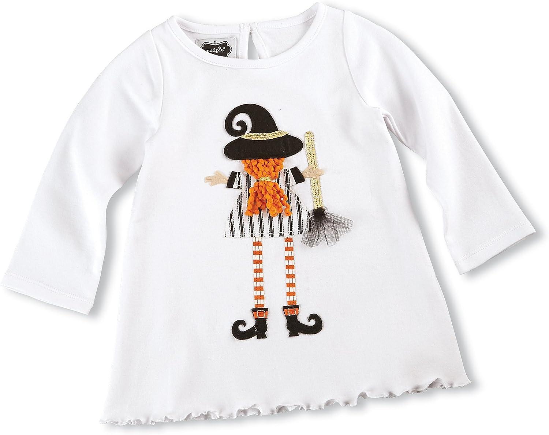 Mud Pie Baby Girls Holiday Tunic Playwear