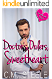 Doctor's Orders, Sweetheart (Sweetheart's Treats Book 2)