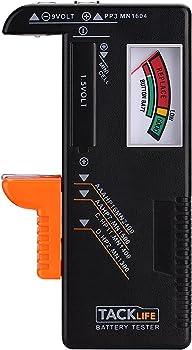 Tacklife MBT01 Battery Tester