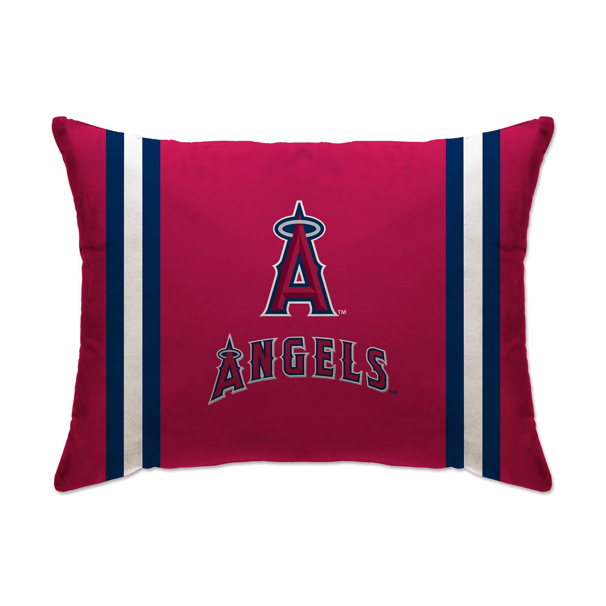Pegasus Sports Los Angeles Angels 20'' x 26'' Plush Bed Pillow, Set of 2#654087706 by Pegasus Sports