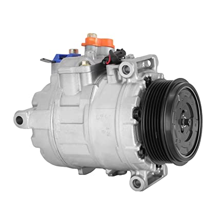 Hppybuy CO 11256C 0012300211 Universal Air Conditioner A/C compressor SKL350 ML350 Air Conditioning Compressor