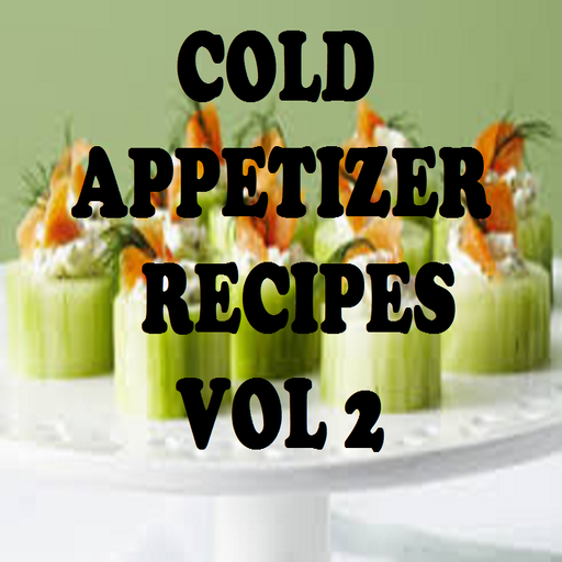 - Cold Appetizers Recipes Cookbook Vol 2