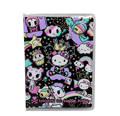 1cbe2418d Image Unavailable. Image not available for. Color: Tokidoki for Hello Kitty  ID Case ...