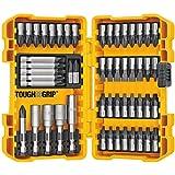 DEWALT DWA52SETTWR Tough Grip 52-Piece Screwdriver Bit Set with Tough Case